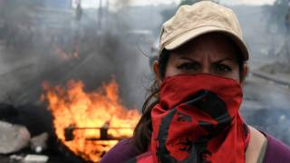 The Left Sets Honduras on Fire