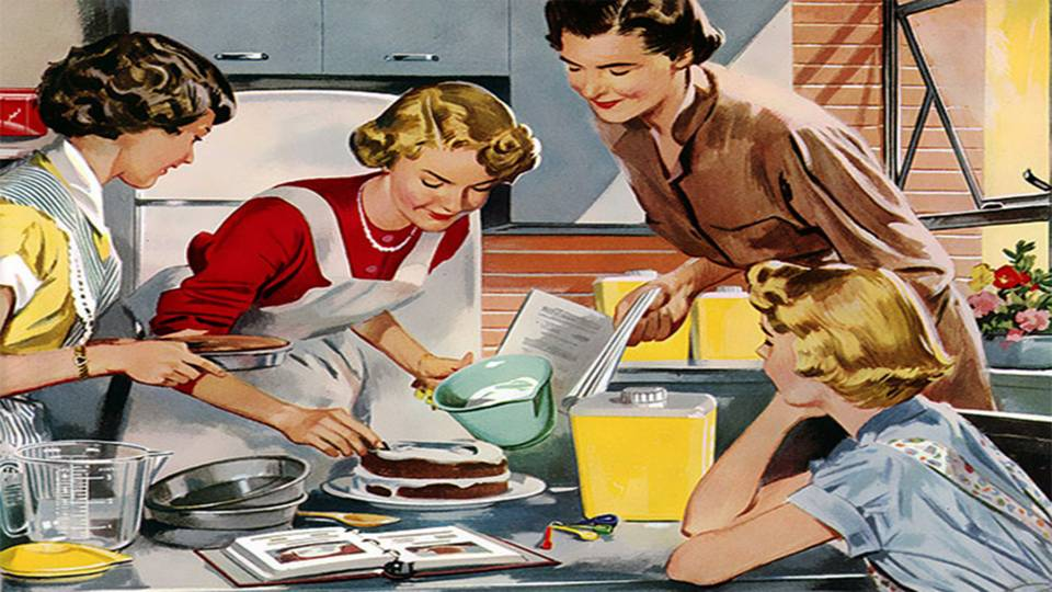 Traditional Depictions of Mothers to be Banned in Adverts Amid Ongoing War on 'Gender Stereotypes'