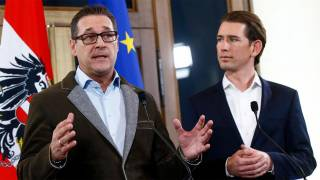 Austrian Nationalists Form Coalition Government