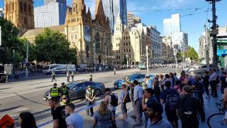 More Than a Dozen Injured as Driver Deliberately Plows Into Melbourne Crowd