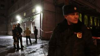 10 Injured, Dozens Evacuated After Explosion in St. Petersburg Store