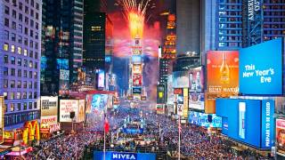 New Year's Eve in Times Square to Have Unprecedented Security, NYPD Says