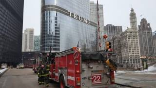 Fire Breaks Out at Trump Tower