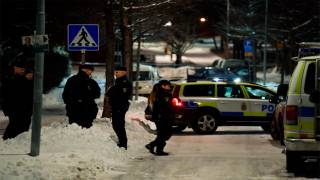 Swedish City Sees 300 Per Cent Increase in Shootings in 2017