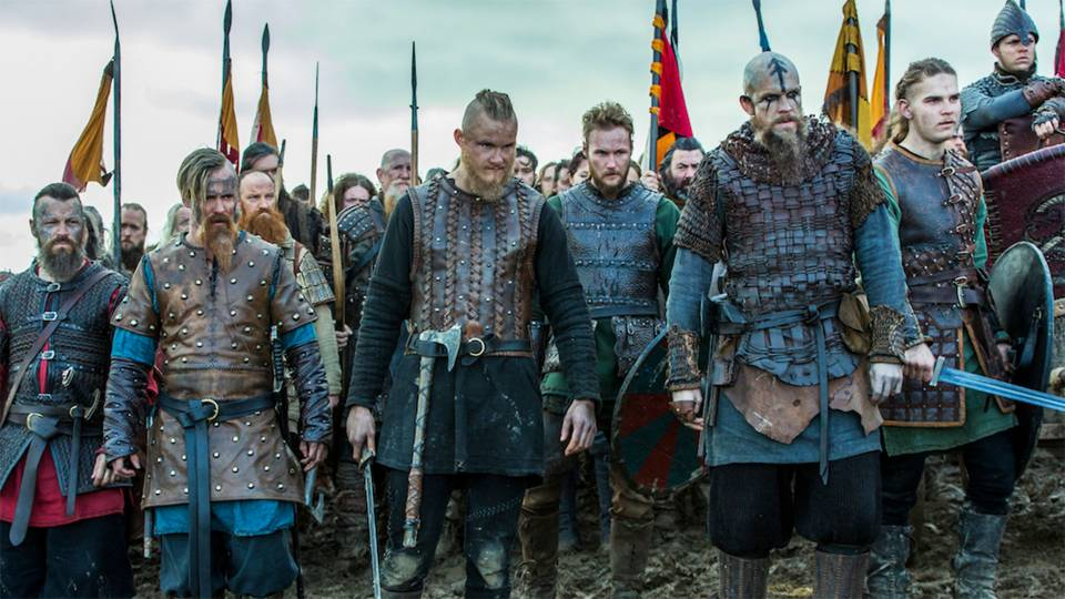 Ancient Viking Settlement Unearthed In Ireland