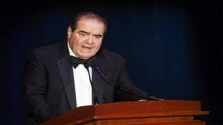 Justice Scalia Spoke Favorably of Trump's Presidential Run