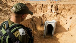 Israel Unveils Details of New Underground Wall Along Gaza Strip