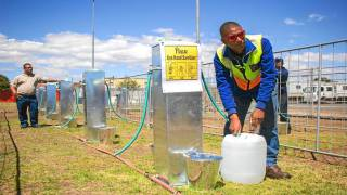 Cape Town, South Africa Will Run out of Water in Less Than 95 Days