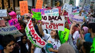 New Poll: 56% of Americans Say DACA Is Not Worth a Government Shutdown