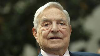 George Soros Spent Record Amount Lobbying During Trump's First Year