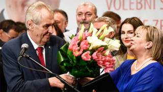Europhobic Media Outrage at Nationalist Incumbent's Victory in Czech Election