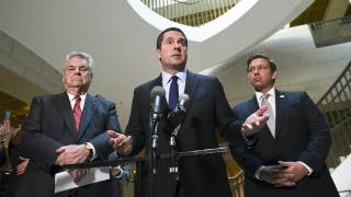 House intelligence panel votes to release classified Nunes memo about FBI eavesdropping