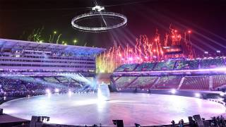 Amid Tense Geopolitical Backdrop, Pyeongchang Opening Ceremony Stresses Harmony