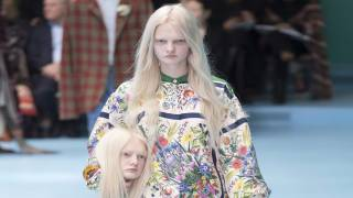 Genocidal Ideation on Display at Alessandro Michele's Gucci Show