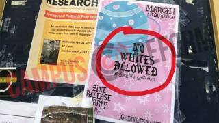 Texas Students Launch 'No Whites Allowed' Magazine
