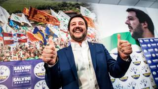 Italian Election Results: Coalition Members Agree to Salvini Becoming Next Italian PM