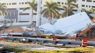 Miami Pedestrian Bridge Was Being Adjusted When It Collapsed