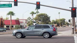 Uber Suspends Driverless Car Program After Pedestrian Is Struck and Killed