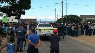 Hermanus Land Grab: What Has Sparked the Violence?