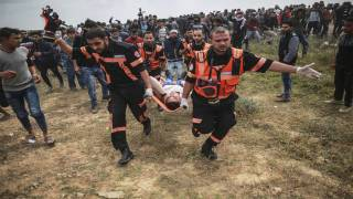 17 Dead, 1,400 Injured: EU Calls for Probe into Latest Israeli Massacre of Palestinians