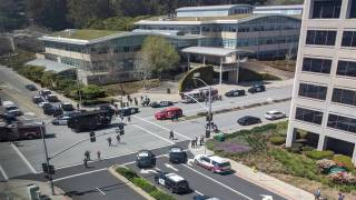 'Active Shooter' at YouTube HQ in Northern California
