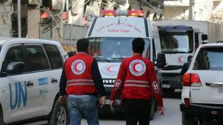 Red Crescent found no trace of previous 'Ghouta chem attack' used by US to blame Damascus & Moscow