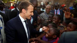 Macron Openly Endorses the Kalergi Plan: 200 Million Africans to Mass Migrate to Europe Within 30 Years