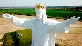 Giant Statue of Jesus Christ in Poland Starts to Provide Internet