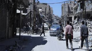 OPCW Mission Visits 2nd Site of Suspected Chemical Weapons Attack in Douma, Syria