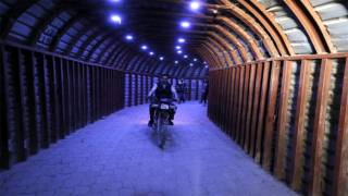 Massive Network of Militant-Built Tunnels Under Syria's Douma