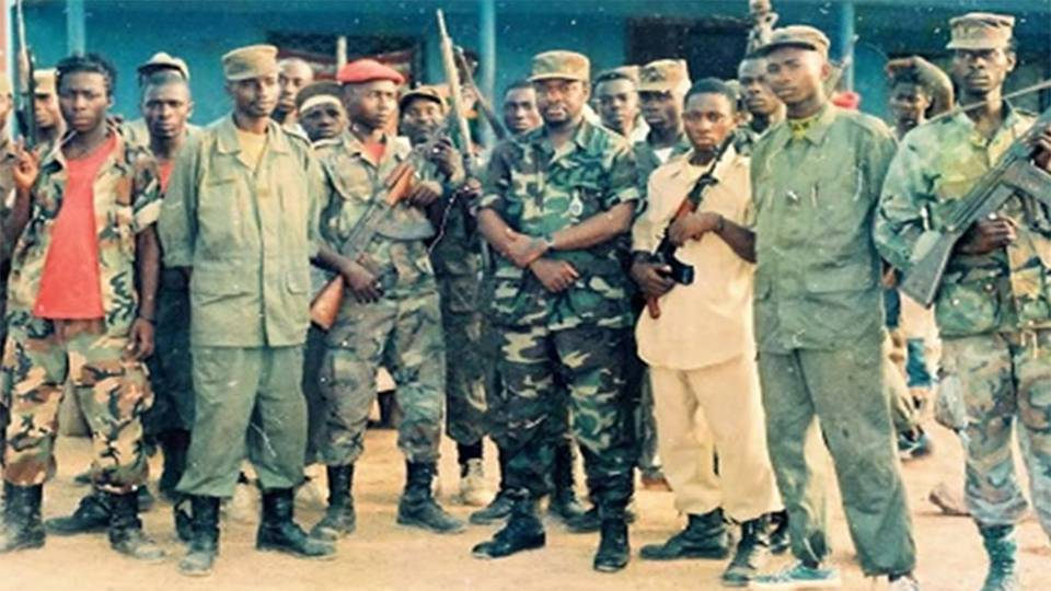 Liberian Cannibal Warlord 'Jungle Jabbah' Given Asylum in