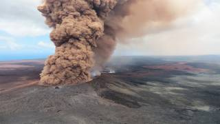Earthquake, Kilauea Volcano Rattle Hawaii's Big Island