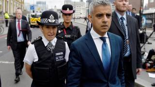 Khan's London: Lead Surgeon Says Hospital Like Afghan War Zone, Two More Killed Overnight