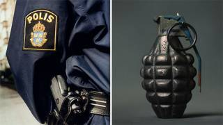 Sweden: Criminals Used Grenades 43 Times in 2017