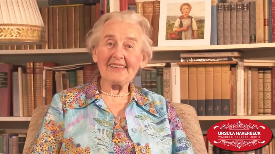 Image result for ursula haverbeck