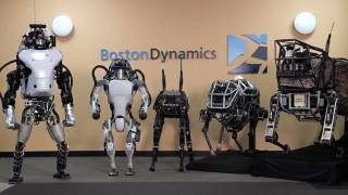 The Robot Apocalypse Is Nigh: Boston Dynamics Releases New Videos