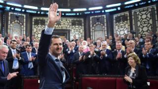 Syrian Government Declares Capital Fully Under Its Control