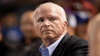 McCain Urged to Leave Office Now