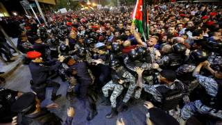 Jordan's Prime Minister Steps Down in Wake of Protests