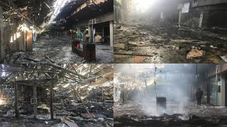 South Africa: Another Shopping Mall Burned by Black Mob as Infrastructure Continues to Collapse