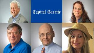 Capital Gazette Staff Warned Years Ago to Call 911 if They Saw Shooting Suspect