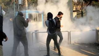 Armed Clashes in Iran as Giuliani Calls for Regime Change: 'End Is Near'