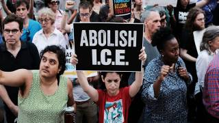 The Liberal Stampede to 'Abolish ICE'