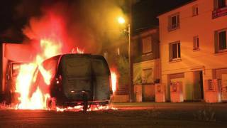 Nonwhites Attack Nantes, France: Schools, Libraries, Town Hall, Clinics and over 500 Vehicles Torched