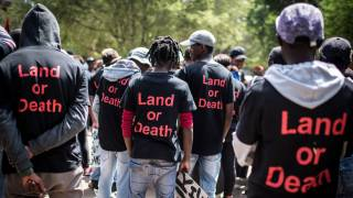South Africa to Change Constitution to Legalize Taking Away White Farmers' Land