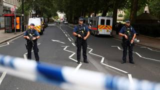 Crash at London's Parliament Treated as Terrorist Attack