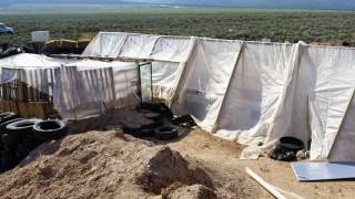 Authorities Destroy New Mexico Compound Where Islamists Trained Kids to Carry out School Shootings
