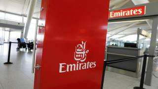 Counter-Terror Police 'Monitoring' Emirates Plane at JFK as 100 People Reportedly Fall Ill