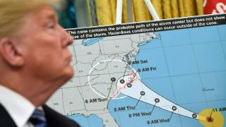Leftists On Twitter Celebrate Prospect Of White People & Trump Supporters Being Killed By Hurricane Florence