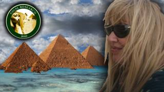 Pyramids, Ancient Egypt, Boat Pits & The Flood